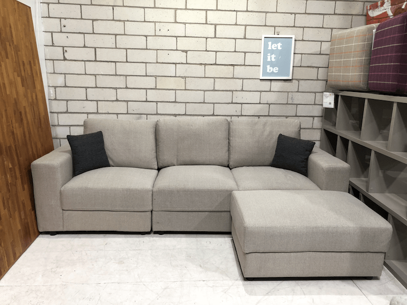 Clearance Couches   Cheap leather and Fabric Sofas   Longe ...