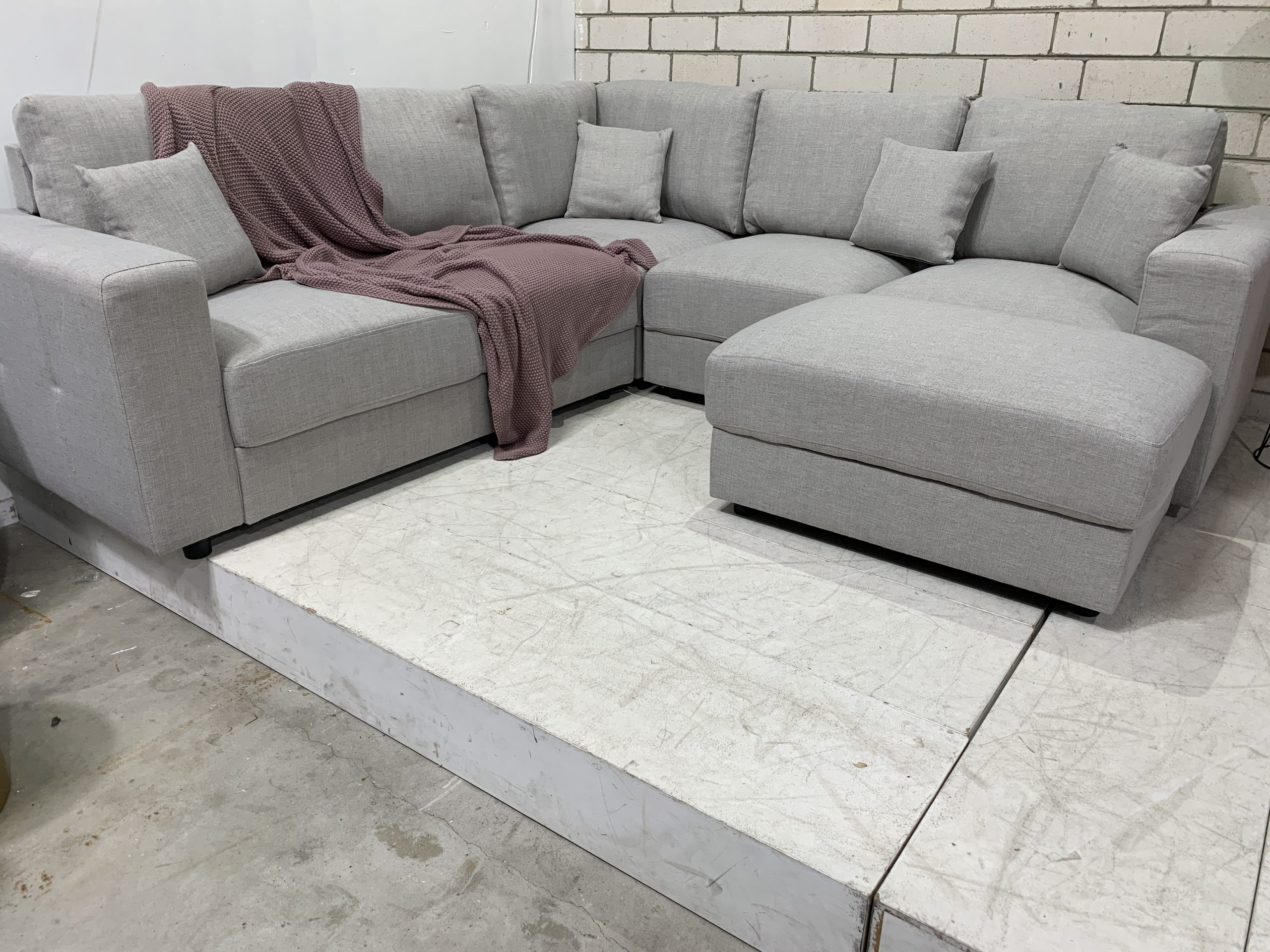 Cheap Leather And Fabric Sofas Longe Suites Melbourne
